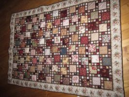 Isabelles Quilt by MrsQuilty