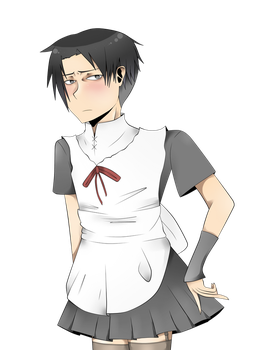 Rivaille  by FullBucket