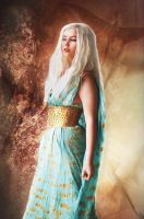Daenerys - Qarth 4 by StarbitCosplay