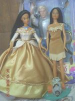 disney princess pocahontas by burikatdollz