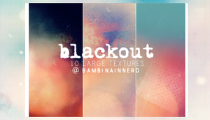 Blackout by narcoticplease