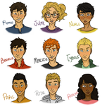Any Other Name (Romeo/Juliet) Cast by CelestialTeez