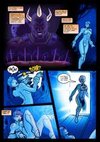 Heroes United: Beta Team page two by Kostmeyer