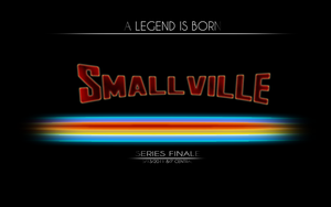 Smallville Finale Wallpaper by LordReserei