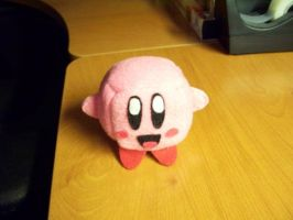Kirby Cube Plushie by JeffSproul