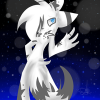 AT with EclipseTheHedgehog13 by Frozen-Iceblade