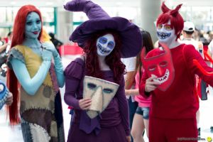 AX 2012: Nightmare before Christmas by Chibimofo
