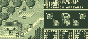 MOTHER 2: Giegue's Revenge by DragonDePlatino