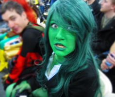 She Hulk! by JimmyDanzig