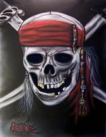 Pirates of the Caribbean by dx