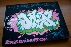 blackbook back cover A4 by jois85