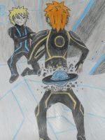 Narutron Battle Contest Entry by Ram3nLuvr666