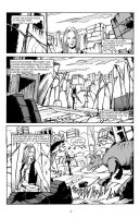 Post-Apocalyptic Story Page 1 by JesseThomas7800