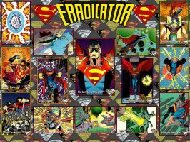 Eradicator - The Return Of Superman SkyBox Card WP by Superman8193