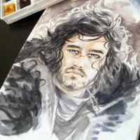 Game of Thrones - Jon Snow by le-coin-de-matt