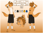 Clutch Reference Sheet Commission by Dali-Puff