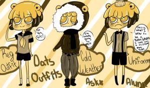 Oats Outfits by AskAlyna