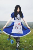 Cosplay Alice Liddell by Dead-Scarlet