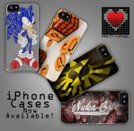 iPhone Cases! by keenakorn