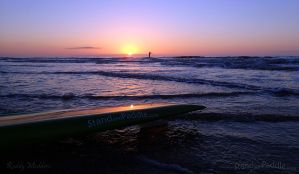 Stand and Paddle SUP 696 by PaddleGallery