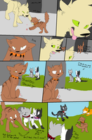 BloodClan: The Next Chapter Page 3 by sketchyinkk