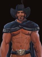 McCree by iBlokes