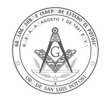 Grand Lodge Seal by sandokanmx
