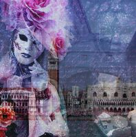City of Masks by evalesco5