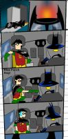 Batmobile Conversations by Xaayer