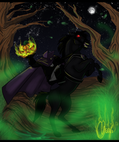 Prize: Headless Horseman by Emergencyuseonly