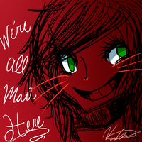 We're All Mad Here by bunnybacon