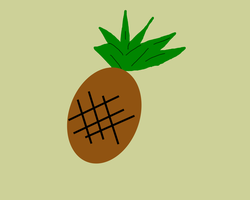 pineapple by orangebananas