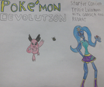 Magician Trixie Lulamoon starter team (Pokemon Dev by ElijahZx360