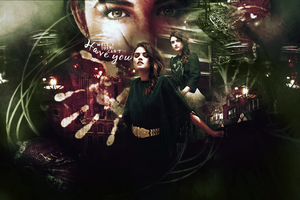 Lucy Hale header by Chedey111