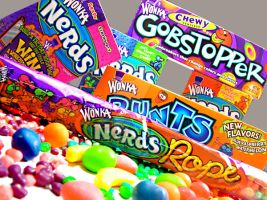 Wonka Products by Manotas