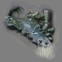 jungle river WIP pt3 by SPartanen
