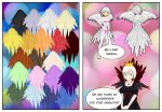 Feathered Tails for Comipo by Lady-Aurora-Moon