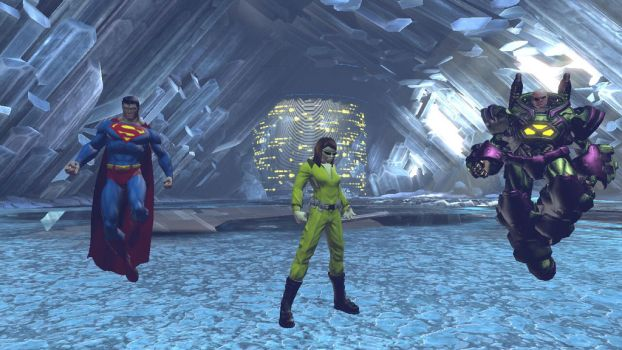 DCUO April by delphinepryde84