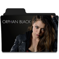Orphan Black Folder Icon by efest