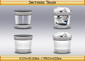 Smithers Trash by Steve-Smith