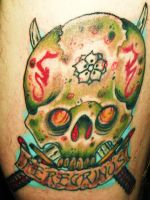 My skull of awesomeness. by drowgan