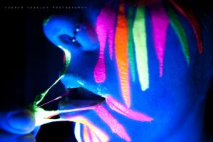 UV Latex Paint by LaurenCoakley
