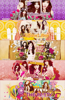 [132807] Cover Photo Pack - HAPPY TIFFANY'S DAY by LonaSNSD