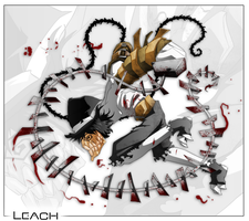 Comisson: bloodleach by Zeurel