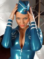 Space Cadet by kinkystyle