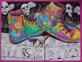 Shoes by yaelrobarts