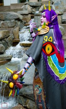 Majora Costume by Chochomaru
