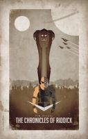 Badass The Chronicles Of Riddick by BarbarianFactory