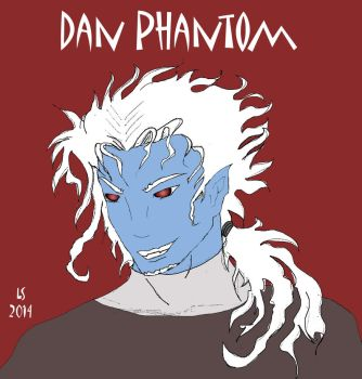 Dan Phantom 2014 by LightningStreak
