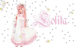 gothic lolita wallpaper 5 by guillaumes2